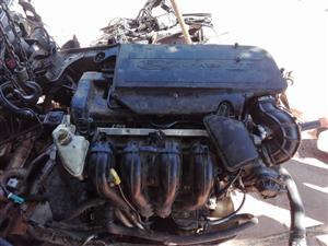ford fiesta ST engine