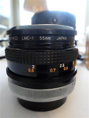 1980 CANON movie camera 1014 XL S