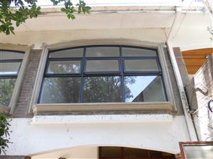Aluminium Arched windows and doors