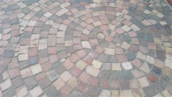 Half Brick Paving @@@ Low Cost