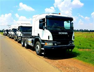 Scania P410 selling fast