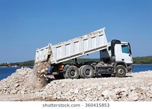 20 X Tipper Trucks Wanted for Contract Hire To Carry Chrome Frm Upington To Namibia
