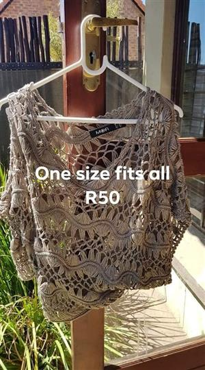 Brown Mor top for sale
