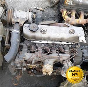 MITSUBISHI CANTER 4D31T USED ENGINE