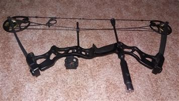 55 pound Compound bow