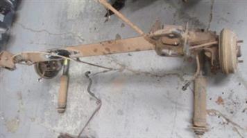 2005 Chev Aveo rear axle for sale