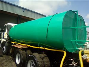 WATER TANKER MANUFACTURES PLEASE CALL US AT 0766109796 OR 011 9141035