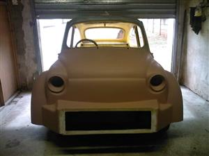 Fiat 600 Project