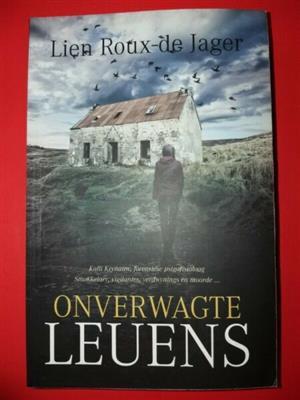 Onverwagte Leuens - Lien Roux-De Jager - Kalli Krynauw Reeks #4.