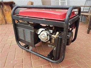 6900w Ryobi generator