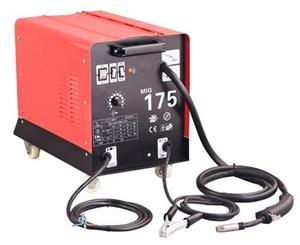 MIG Welder 175 (GAS/NO GAS WELDING MACHINE)