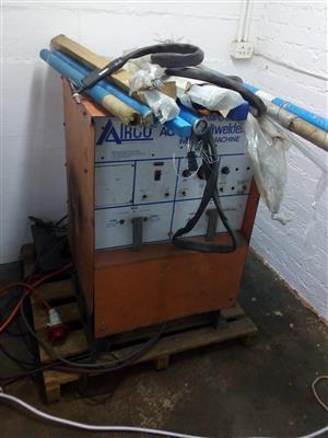 Miller 300 Aluminium Tig/Stick welding machine