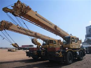 Tadano GR300EX, 30 Ton Mobile Crane - ON AUCTION