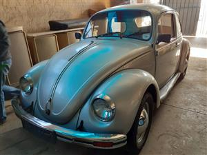 BEETLE 1974 TOTALLY RESTORED TO ORIGINAL