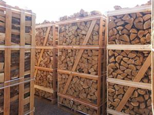 Dried firewood logs for sale