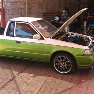 0 Mazda Rustler