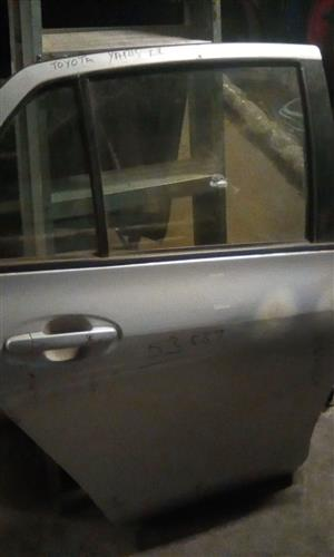 Toyota Yaris Right Rear Door