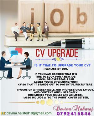 CV UPGRADE