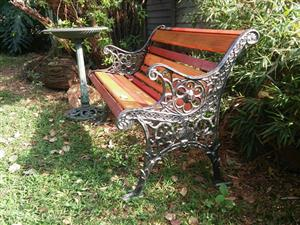 Superb Cast Iron In Garden And Patio Furniture In Gauteng Junk Mail Gmtry Best Dining Table And Chair Ideas Images Gmtryco