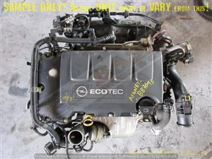 OPEL A14NET 1.4L TURBO ECOTEC D/VVTI 16V Engine -