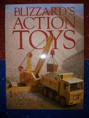 Blizzards Action Toys - Richard Blizzard.