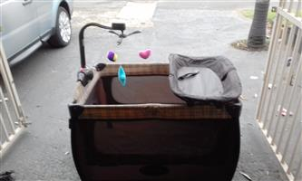 Pram / cot / toddler seat for sale