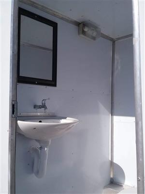 Mobile toilet 🚽
