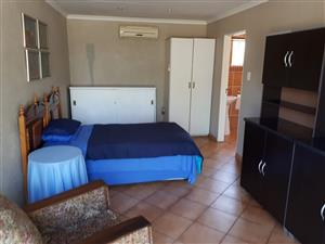 Akasia One bedroom with en-suite bathroom and air-con