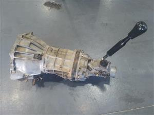 Toyota Hilux D4D gearbox for sale