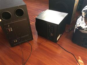 Home Theater subwoofers