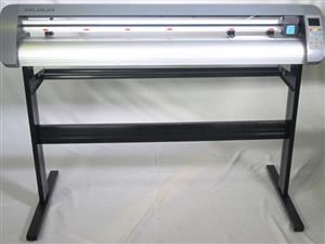 V3-743 V-Smart Contour Cutting Vinyl Cutter 740mm Working Area, Stand, plus FlexiSIGN