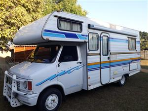 AUTOVILLA MOTORHOME FOR SALE