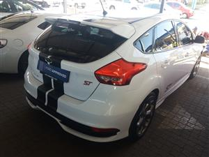 2016 Ford Focus ST 5 door