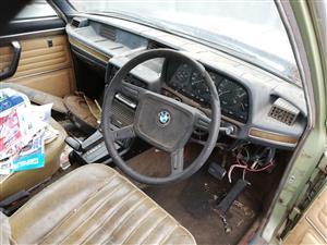 1980 BMW 5 Series 528i