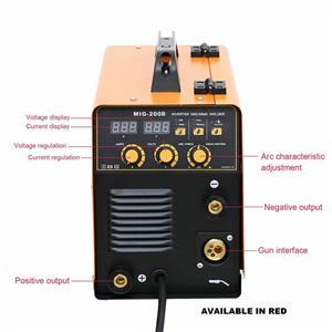 Mig 200 Welding Machine – 220V GAS OR NO GAS