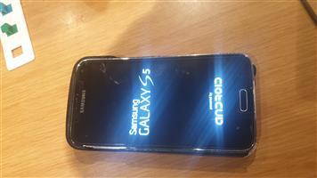 Samsung Galaxy S5 for sale