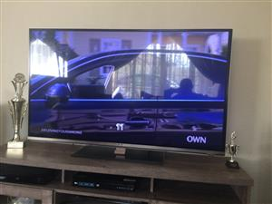 55inch LCD Smart tv for sale