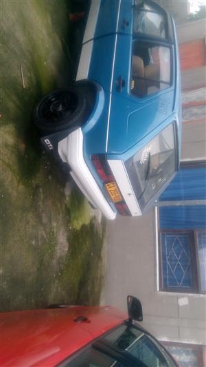 1987 VW Citi CITI CHICO 1.4