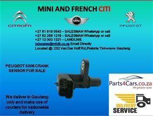 Peugeot 5008 crankshaft sensor for sale