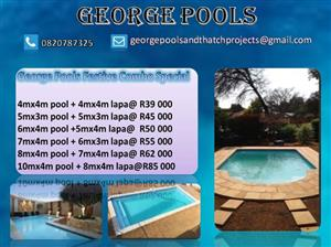 George Pools Festive Combo Special