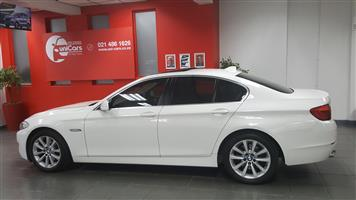 2012 BMW 5 Series 520d Exclusive steptronic