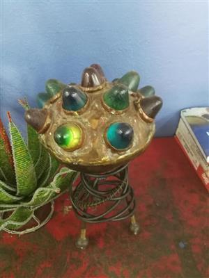 Multi colored lamp for sale