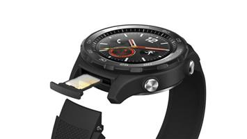 Huawei Watch 2 with Cellular Heart Rate Monitor