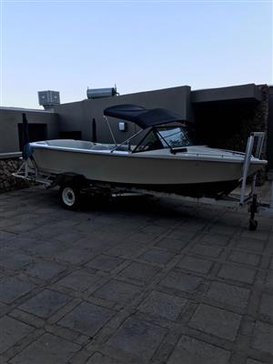 Ski Nautique Correct Craft