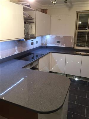 Cheap and affordable granite counter-tops for the new year.