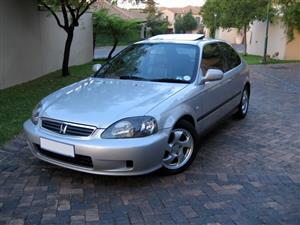 2000 Honda Civic hatch 5-door CIVIC 2.0T TYPE R
