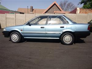 1993 Toyota Corolla 1.6 Advanced