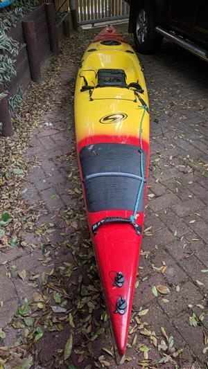 Stealth Fisha %00 Kayak