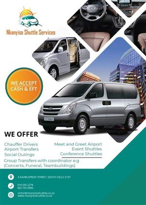 Professional Shuttle Services