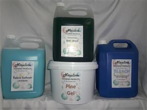 Ñiculune cleaning products